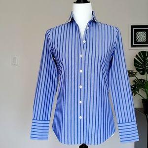 Banana Republic Tailored ButtonUp Shirt Size 0